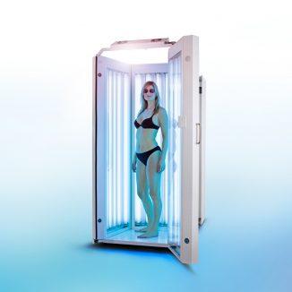 Terapia UV Cuerpo Entero