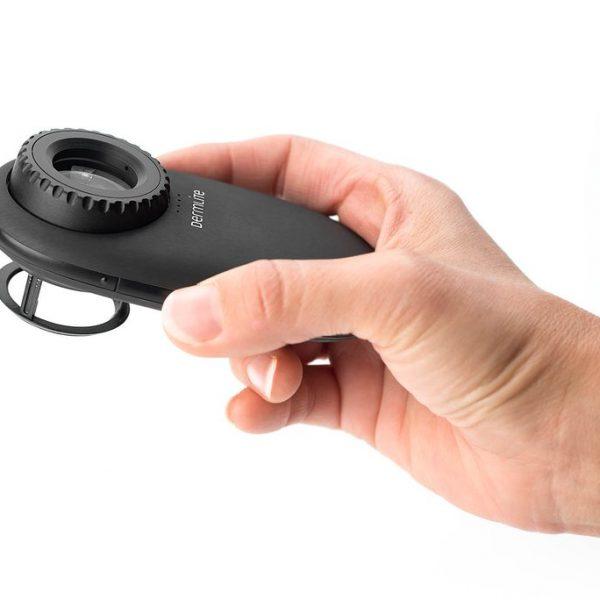 Dermatoscopio DL200HR para uso con cámara DermLite