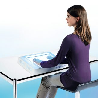 Terapia UV Partes del Cuerpo
