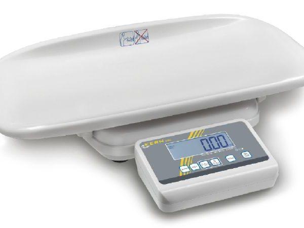 Báscula para bebés y niños de 0 a 20 Kilos con tallímetro opcional