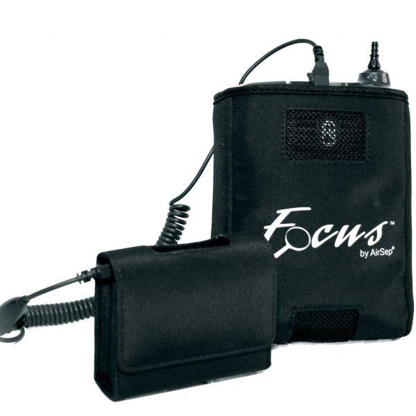 Concentrador de Oxígeno Portatil Focus CAIRE