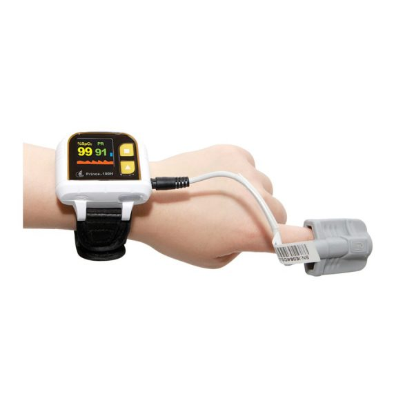 Pulsioxímetro de Muñeca Heal Force P100H