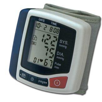 Tensiómetros digitales-muñeca
