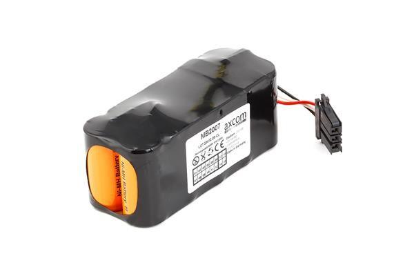 Batería ECG compatible NIHON KOHDEN TEC5521