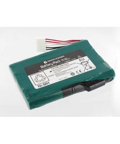 Batería original NIHON KOHDEN para ECG1500/ECG1550