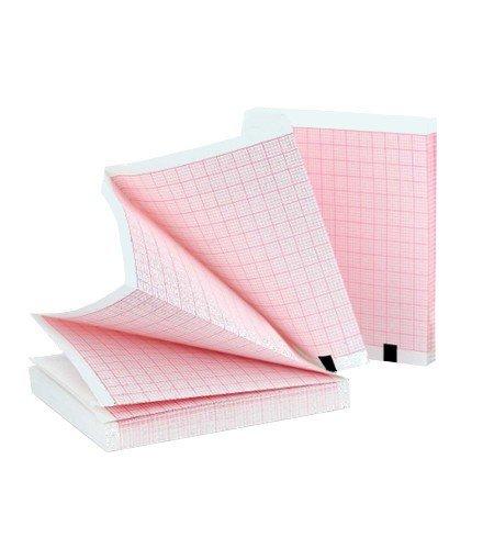 Taco de papel ECG