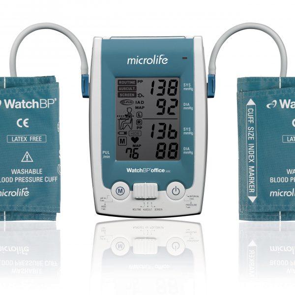 Tensiometro digital dual presion y fibrilacion auricular Microlife Home AFIB