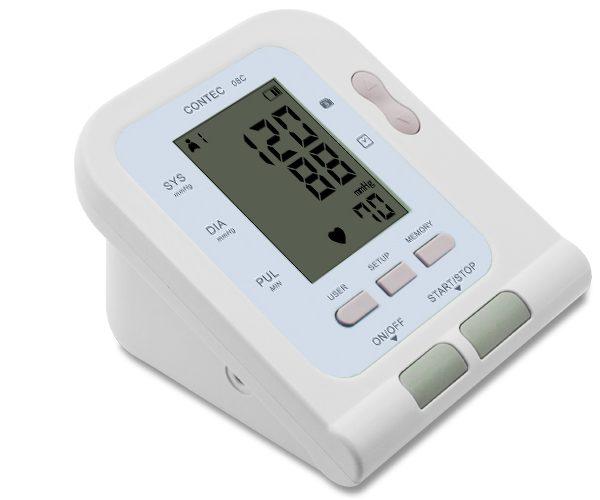Tensiómetro Profesional Digital De Brazo Y Pulsioxímetro Contec