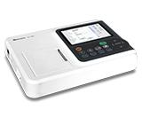 Electrocardiógrafo digital 1 canal LCD color 5'' BioCare