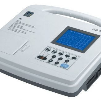 Electrocardiógrafo ECG 1 canal