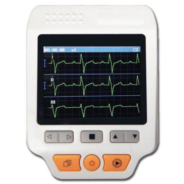 Electrocardiógrafo de bolsillo de 3 canales CARDIO-C