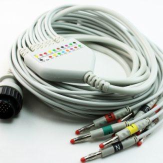 Cables para Electrocardiógrafos ECG