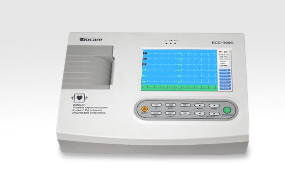 Electrocardiógrafo 1 canal Veterinaria