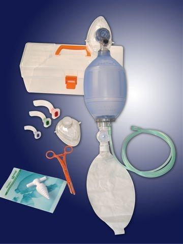 Equipo completo Reanimación Infantil Silicona Esterilizable