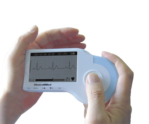 Electrocardiógrafo Portátil De 1 Canal ChoiceMed