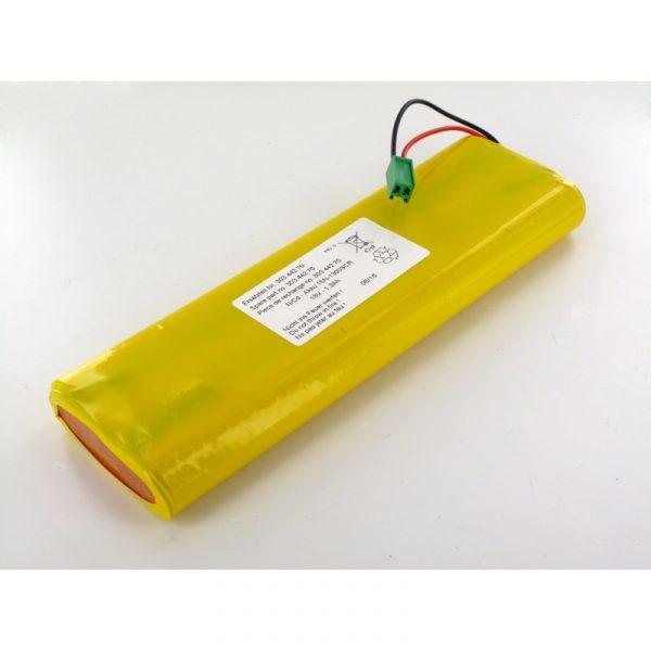Batería recargable compatible ECG Cardiosmart Mac 1200