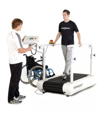 Cinta Médica Treadmill PPS Plus Woodway