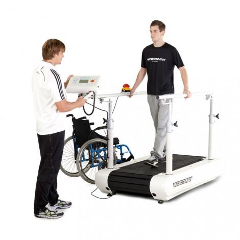 Cinta Médica Treadmill PPS Plus Woodway
