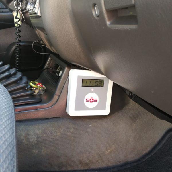 Kit De Comunicación A Emergencias 112 para coche